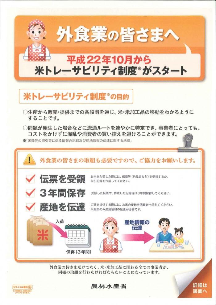 米トレーサビリティ1